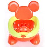 子供の洗面所のプラスチックは取るに足らない浴槽の携帯用赤ん坊をからかう