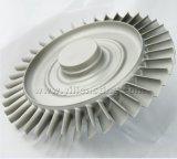 高品質のニッケルは航空エンジンの部品に使用した合金によって失われたワックスの投資鋳造のタービン車輪を基づかせていた