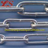Encadenamientos de conexión largos del hierro de DIN5685c para la protección