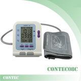 Monitor automático Contec08c da pressão sanguínea (com o certificado do CE e do FDA)