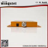 Amplificateur de signal mobile 3G 4G CDMA / Dcs de haute qualité avec écran LCD