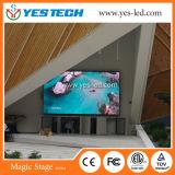 안전과 안정성은 최고 화소 옥외 Ful 색깔 LED 스크린을 투구한다