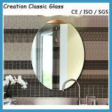 [3مّ-6مّ] فضة مرآة ألومنيوم مرآة غرفة حمّام مرآة