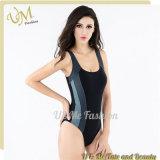 Женщины один Swimsuit части резвятся купальные костюмы лета Swimwear
