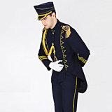 2016 uniformes unisexes de garde de sécurité à vendre des uniformes/bon marché de garantie/mieux uniforme de garantie