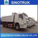 Sinotruk HOWO 6X4 판매를 위한 무거운 팁 주는 사람 쓰레기꾼 덤프 트럭