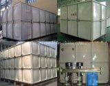Di FRP GRP della vetroresina serbatoio di acqua di perdita non 5000 litri