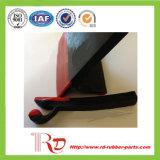 Scheda di gomma del pannello esterno del trasportatore di estrazione mineraria/scheda di bordatura/Skirtboard