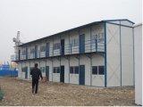 Tijdelijke Huis van de Arbeider van de Structuur van het staal het Prefab Beweegbare (kXD-PH1446)