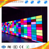P10 Semi-Outdoor HD Dazzle LED Display