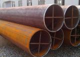 Gerade Naht geschweißtes Stahlrohr (Durchmesser: 200-3400mm)