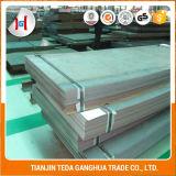 Плита Corten a/B горячекатаного выветривания SPA-H упорная стальная
