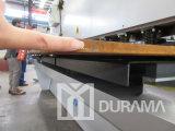 Durama CNC-hydraulische scherende Maschine mit justierbarem scherendem Winkel für Fluss-Stahl