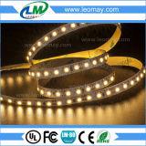 Luz de tira flexível branca de venda quente do diodo emissor de luz de SMD3528 9.6W/M