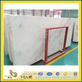 Construction Floor/WallのためのCastro White Marble Building Decorative Material