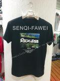 人のスポーツの摩耗の衣類の別のカラーおよび高品質の印刷の適当なTシャツ