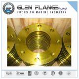 通されたフランジ、DIN/JIS/En/ANSIの合金鋼鉄