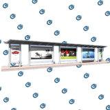 Укрытие автобусной остановки нержавеющей стали (HS-BS-A003)