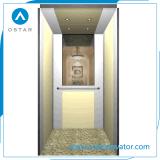 별장 전송자 엘리베이터, 휠체어를 위한 홈 상승을 적재해 3명의 사람