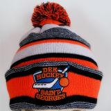 Le chapeau populaire européen de laines ont des femmes de Beanie de pistes comme le chapeau/chapeau tricotés