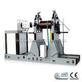 Máquina de equilibrado Omnibearing Universal Drive, especialmente para gigantescos rotores