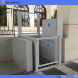 Tavol Ce 300kg Ascenseurs verticaux à domicile pour fauteuils roulants pour handicapés