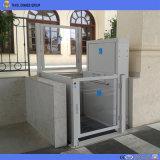 Tavol 세륨 300kg 신체 장애자를 위한 수직 휠체어 홈 엘리베이터 상승