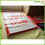 Facendo pubblicità alla stampa della bandiera, segno su ordinazione della bandiera, bandiera del vinile, bandiera esterna, bandiera del PVC (TJ- 24)