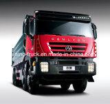 Тележка Dumper Iveco Genlyon 8X4 380HP