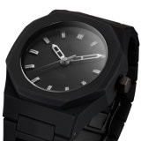Fábrica Custom Made High-End Tasty Black Men's Wrist Watch