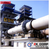 Lime economizzatore d'energia Rotary Kiln per Active Lime Production