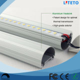 CE latteo Approved 5FT 30watt LED Tube T8 di Cover