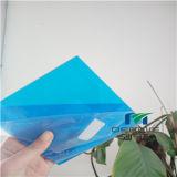 Голубой лист поликарбоната подкраской для пластичного прототипа