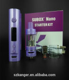 2017 i più nuovi kit Nano del dispositivo d'avviamento di Kanger Subox della sigaretta di E