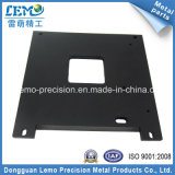 Anodised preto Precision Metal Parte para Machinery