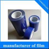 Film di materia plastica di protezione blu del PE