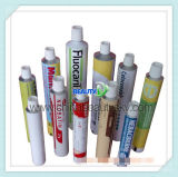 Embalagens farmacêuticas Eye Creme Pomada Food Packaging alumínio vazias tubo flexível