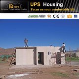 Villa préfabriquée structurale en acier de bonne isolation