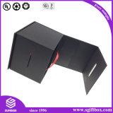 クラフト紙A4のサイズの紙箱のFoldable包装のギフト用の箱