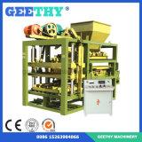 Máquina oca automática do bloco de cimento Qtj4-25