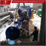 Gute Qualitätsfisch-aufbereitende Maschinen-kleine Fischmehl-Maschinen-Vertrags-Fisch-Puder-Pflanze exportiert worden nach Brasilien Rumänien Russland Ukraine