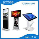 50 '' 55 '' androide todos en un quiosco interactivo multi de Digitaces de la pantalla táctil del LCD