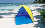 Strand-Sonnenschutz-Zelt-kampierendes Sonnenschutz-Zelt