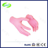 Перчатки нитрила порошка свободно устранимые