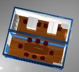 Doppeltes kombiniertes Versandbehälter-Haus