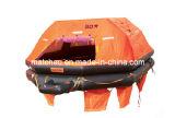Утверждение Надувные Solas выбросить за борт спасательный плот
