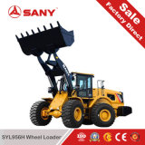 Sany Syl956h 2.7-4.5m3 파키스탄에 있는 5 톤 바퀴 로더 가격