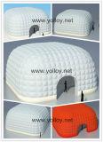Cabina gonfiabile di mostra della cupola del partito della tenda foranea