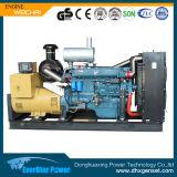 tipo jogo do recipiente do ruído da potência de 280kw 350kVA baixo de gerador Diesel