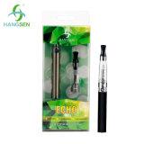 Kit di Eco-d delle sigarette 1100mAh del fumo di Hangsen, kit del dispositivo d'avviamento di EGO Ce4